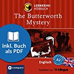 The Butterworth Mystery (Compact Lernkrimi Hörbuch): Englisch - Niveau A2 | Alison Romer