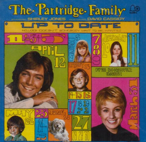 CD : The Partridge Family - Up To Date (Remastered)
