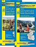 Naturparkkarten, Naturpark Saar-Hunsr...