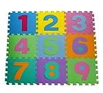 HemingWeigh Kid's Multicolored Number...