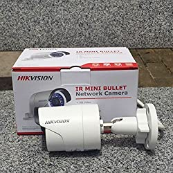 HIKVISION V5.3.3 4MP International Version POE IP Bullet Camera Security DS-2CD2042WD-I 4mm firmware upgradeable