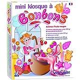 Sentosphere - A1304038 - Kit de Loisirs Créatifs - Mini Kiosque Bonbons