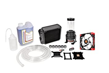 Thermaltake cL-w072-cU00BL a pacific rL140 d5 wasserkuhlungs-kit
