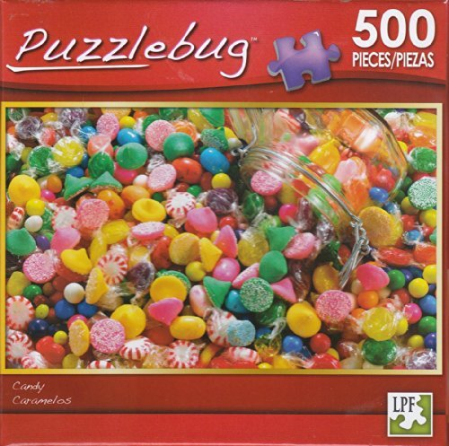 Puzzlebug 500 - Candy by LPF - 1