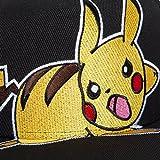 Katara-1764-Pokmon-Go-Snapbacks-Gorras-Team-Logo-con-edelweiss-zapdos-Arktos-Amarillo