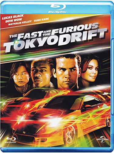 The fast and the furious - Tokyo drift [Blu-ray] [IT Import]