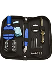 SE 14 Piece Watch Repair Tool Kit