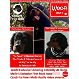 The Squirrel Diaries. The Trials and Tribulations of Molly The Wally.by Terezia Fridli