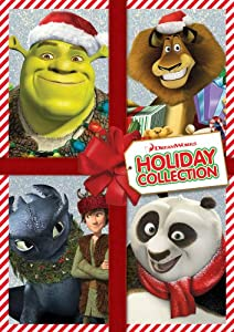 DreamWorks Holiday Collection DVD
