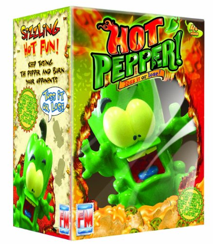 Fotorama Hot Pepper Skill And Action Game