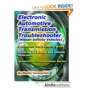 Logo for Nissan-Infinity Automotive Transmission Troubleshooter and Reference