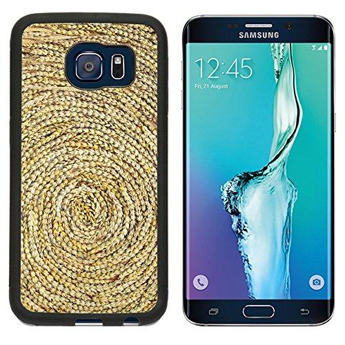 msd-premium-samsung-galaxy-s6-edge-aluminum-backplate-bumper-snap-case-a-golden-weed-weave-art-in-au