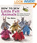 How to Sew Little Felt Animals: Bears...