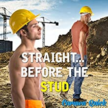 Straight...Before the Stud Audiobook by Carmen Quick Narrated by Andrew Tate