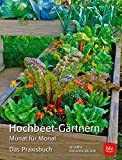 Hochbeet-Gärtnern Monat für Monat: Das Praxisbuch