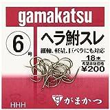 がまかつ(Gamakatsu) バラ ヘラ鮒スレ(茶) 6