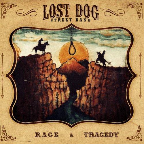 Vinilo : Lost Dog Street Band - Rage & Tragedy (Digital Download Card)
