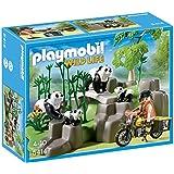Playmobil Wild Life - Pandas en el bosque (5414)
