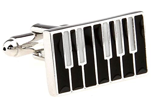 Piano Black And White Piano Keys Inverted Black