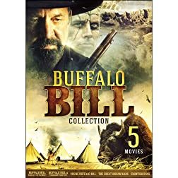 5-Movie Buffalo Bill Collection