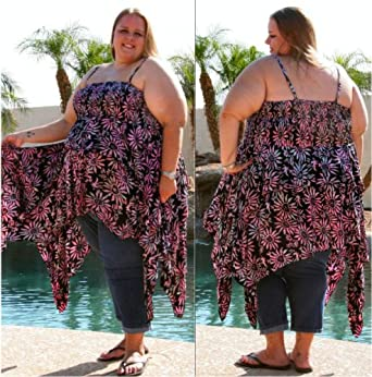 Smocked Christina Tails Top by BBW Boutique at Amazon