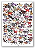 One Hundred Dogs and a Cat by Kevin Whit...