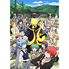 【Amazon.co.jp限定】暗殺教室1 (オリジナル缶バッチ)(初回生産限定版) [Blu-ray]