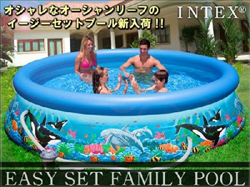 INTEX社製 イージーセットプール