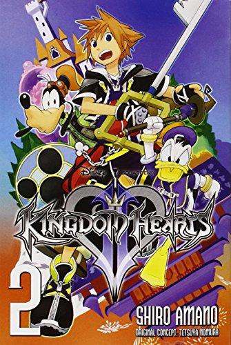Kingdom Hearts II, Vol. 2 - manga (Kingdom Hearts 2 Manga compare prices)