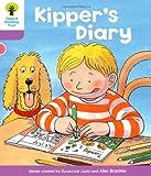Oxford Reading Tree Level 1+: First Sentences: Kipper's Diary