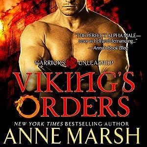 Viking's Orders Hörbuch von Anne Marsh Gesprochen von: Noah Michael Levine