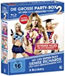 Die gro�e Party Box 2 - Boxset mit 3...