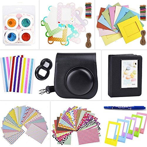 shaveh-fujifilm-instax-mini-8-8-accessories-11-in-1-camera-bundles-set-include-camera-case-album-sel