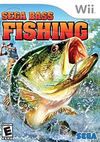 Sega Bass Fishing - Nintendo Wii - 1