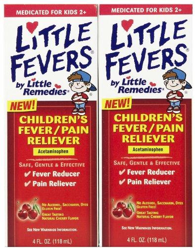 Petits remèdes Fever-analgésique