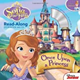 Sofia the First Read-Along Storybook and CD: Once Upon a Princess