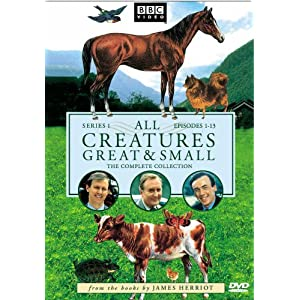 Amazon.com: All Creatures Great & Small: The Complete Series 1 ...