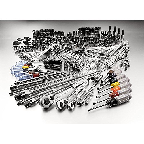 Craftsman 413 Pc Mechanics Tool Set Find Best