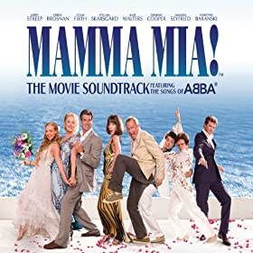 Mamma Mia! The Movie Soundtrack ([Blank])