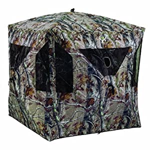 Ameristep 2290 AP Realtree Blind Bone Collector, 75-Inch x 67-Inch
