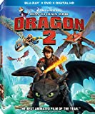 How to Train Your Dragon 2 海外版 (Blu-ray+DVD)