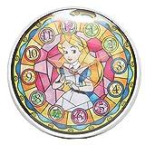 Disney 壁掛け 時計 アナログ 表示 可愛い ディズニー キャラクター インテリア 雑貨 クロック (アリス)