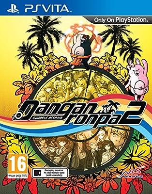 Danganronpa 2: Goodbye Despair (PS Vita) from NIS America