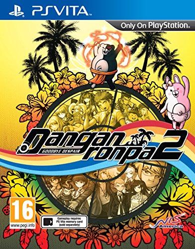 DanganRonpa 2: Goodbye Dispair  (PS Vita)