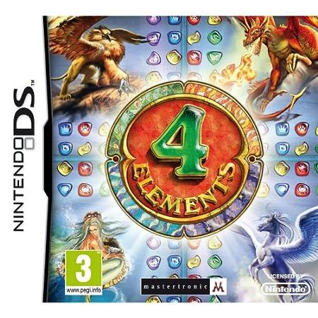 4 Elements (Nintendo DS) (UK IMPORT)