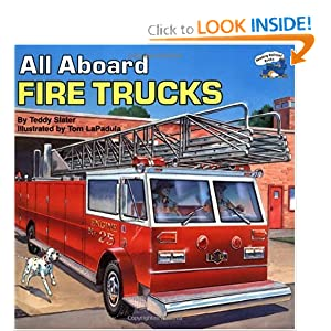 All Aboard Fire Trucks (Reading Railroad)