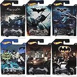 ホットウィール バットマン シリーズ 2015 ミニカーコレクション 6種セット Walmart限定 1/64[並行輸入品]