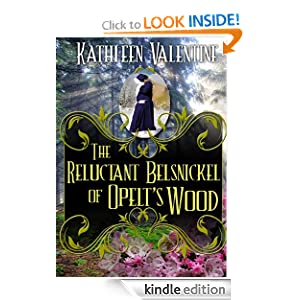 The Reluctant Belsnickel of Opelt's Wood (Secrets of Marienstadt)