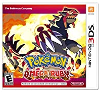 Pokémon Omega Ruby - Nintendo 3DS from Nintendo