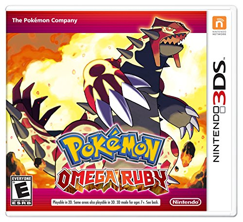 Pokémon Omega Ruby - Nintendo 3DS (3ds Pokemon Omega Red compare prices)